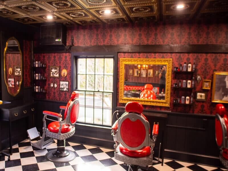 Handsome Devils Barber Shop